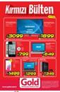 Gold Bilgisayar Kırmızı Bülten 25 - 27 Temmuz 2015 Kampanya Broşürü Sayfa 1