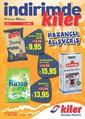 Kiler 23 Temmuz - 05 Ağustos Kampanya Broşürü Sayfa 1
