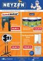 Neyzen Yapı Market 11 Ağustos - 11 Eylül 2015 Kampanya Broşürü Sayfa 1