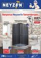 Neyzen Yapı Market Kampanya Broşürü: Banyonuz Neyzen' le Tamamlanıyor! Sayfa 1 Önizlemesi