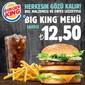 Burger King' den Big King Menü Sayfa 1