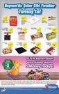 Tansaş 19 - 21 Eylül 2015 Kampanya Broşürü Sayfa 1