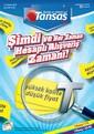 Tansaş 01 - 14 Ekim 2015 Kampanya Broşürü Sayfa 1