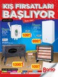 Banio 01 - 31 Aralık 2015 Kampanya Broşürü Sayfa 1 Önizlemesi
