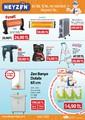 Neyzen Yapı Market 14 - 30 Kasım 2015 Kampanya Broşürü Sayfa 1