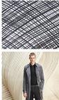 """Hugo Boss Erkek İlkbahar Öncesi 2016 """"Architectural Persfectives"""" Lookbook Sayfa 4 Önizlemesi"""