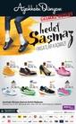 Ayakkabı Dünyası 27 - 28 Şubat 2016 İndirim Broşürü Sayfa 1