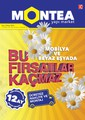 Montea 08 - 17 Nisan 2016 Kampanya Broşürü Sayfa 1 Önizlemesi