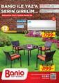 Banio 01 - 30 Haziran 2016 Kampanya Broşürü Sayfa 1