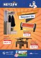 Neyzen Yapı Market 22 Aralık 2016 - 31 Ocak 2017 Mobilya Kampanya Broşürü Sayfa 1 Önizlemesi