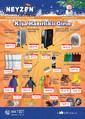 Neyzen Yapı Market Kampanya Broşürü: Kışa Hazırlıklı Girin! Sayfa 1