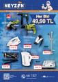 Neyzen Yapı Market 22 Aralık 2016 - 31 Ocak 2017 Kampanya Broşürü Sayfa 1