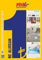 Real 6-18 Ocak 2017 Kampanya Broşürü Sayfa 1
