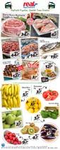 Real 27 Ocak - 2 Şubat 2017 Hiper Tazelik Kampanya Broşürü Sayfa 1