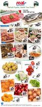 Real 20-26 Ocak 2017 Hiper Tazelik Kampanya Broşürü Sayfa 1
