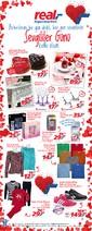 Real Sevgililer Günü 10-16 Şubat 2017 Kampanya Broşürü Sayfa 1