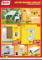 Banio Yapı Market 10-20 Mart 2017 Kampanya Broşürü Sayfa 2