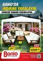 Banio 1-30 Nisan 2017 Kampanya Broşürü Sayfa 1