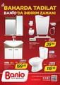 Banio 1-31 Mart 2017 Kampanya Broşürü Sayfa 1