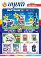 Uyum Market Bu Hafta 21-28 Nisan 2017 Kampanya Broşürü Sayfa 1