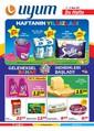 Uyum Market 14-21 Nisan 2017 Kampanya Broşürü: Bu Hafta Sayfa 1