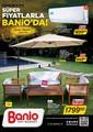 Banio 1-30 Haziran 2017 Kampanya Broşürü Sayfa 1