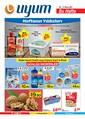Uyum Market Bu Hafta 5-12 Mayıs 2017 Kampanya Broşürü Sayfa 1