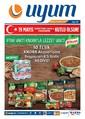 Uyum Market 18 Mayıs - 4 Haziran 2017 Kampanya Broşürü Sayfa 1