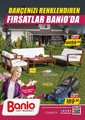 Banio 1-31 Mayıs 2017 Kampanya Broşürü Sayfa 1