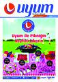 Uyum Market Piknik 13-29 Mayıs 2017 Kampanya Broşürü Sayfa 1