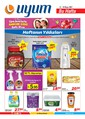Uyum Market Bu Hafta 12-19 Mayıs 2017 Kampanya Broşürü Sayfa 1