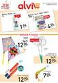 Alvi Market 30 Haziran - 6 Temmuz 2017 Kampanya Broşürü Sayfa 1