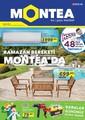 Montea Yapı Market 2-30 Haziran 2017 Kampanya Broşürü Sayfa 1