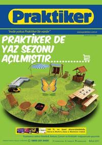 Praktiker Mayıs-Haziran-Temmuz 2017 Kataloğu! Sayfa 1