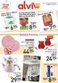 Alvi Market 23-29 Haziran 2017 Kampanya Broşürü Sayfa 1