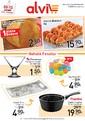 Alvi Market 9-15 Haziran 2017 Kampanya Broşürü Sayfa 1