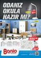 Banio Eylül 2017 Kampanya Broşürü Sayfa 1