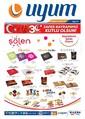 Uyum Market 24 Ağustos - 6 Eylül 2017 Kampanya Broşürü Sayfa 1