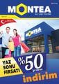 Montea Yapı Market 4-31 Ağustos 2017 Kampanya Broşürü Sayfa 1 Önizlemesi