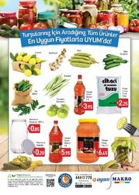Uyum Market 15-22 Eylül 2017 Kampanya Broşürü: Bu Hafta Sayfa 4 Önizlemesi