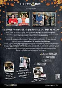 MacroCenter MacroStyle Ekim 2017 Kampanya Kataloğu Sayfa 2
