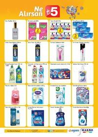 Uyum Market 19 Ekim - 5 Kasım 2017 Kampanya Broşürü Sayfa 3 Önizlemesi