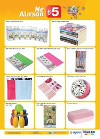 Uyum Market 19 Ekim - 5 Kasım 2017 Kampanya Broşürü Sayfa 5 Önizlemesi