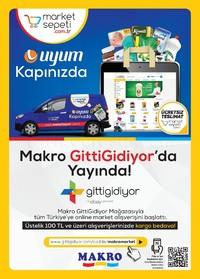 Uyum Market 19 Ekim - 5 Kasım 2017 Kampanya Broşürü Sayfa 8 Önizlemesi