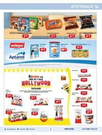 Kim Market 25 Ekim - 9 Kasım 2017 Kampanya Broşürü! Sayfa 9 Önizlemesi