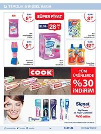Kim Market 25 Ekim - 9 Kasım 2017 Kampanya Broşürü! Sayfa 14 Önizlemesi