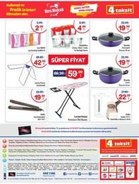 Kim Market 25 Ekim - 9 Kasım 2017 Kampanya Broşürü! Sayfa 16 Önizlemesi