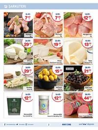 Kim Market 25 Ekim - 9 Kasım 2017 Kampanya Broşürü! Sayfa 2 Önizlemesi