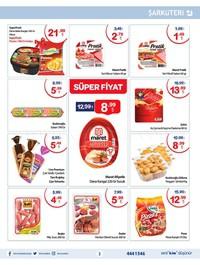 Kim Market 25 Ekim - 9 Kasım 2017 Kampanya Broşürü! Sayfa 3 Önizlemesi