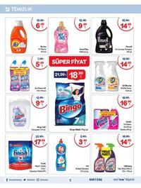 Kim Market 25 Ekim - 9 Kasım 2017 Kampanya Broşürü! Sayfa 12 Önizlemesi